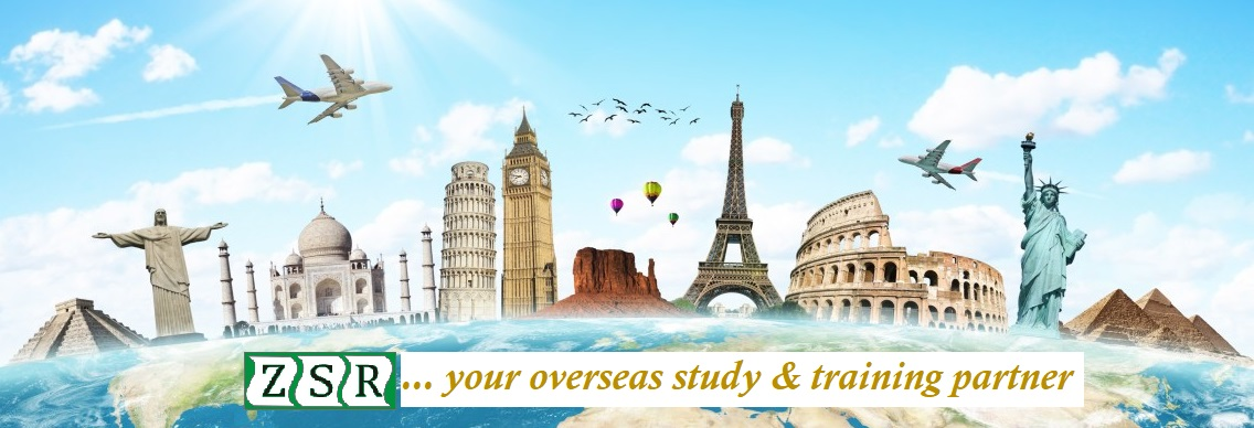 Study * Travel * Immigrate